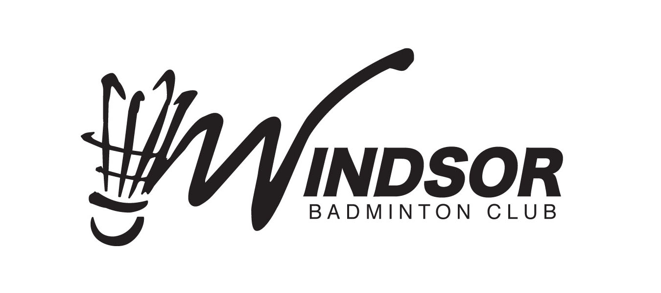 Windsor Badminton Club logo